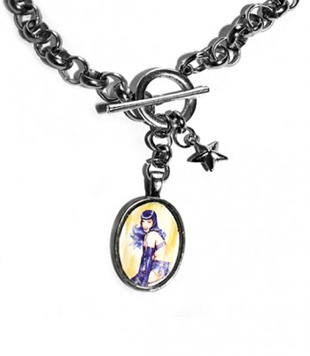 Collar Bettie Page
