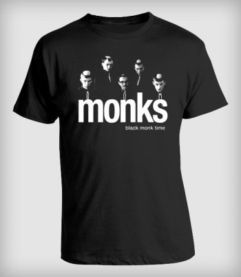 Camiseta The Monks