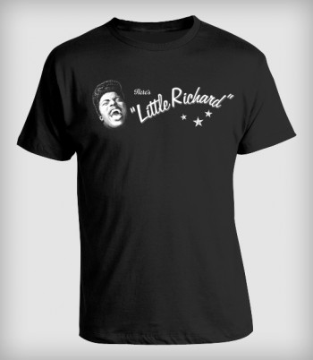 Camiseta Little Richard