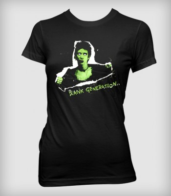 Camiseta Richard Hell and...