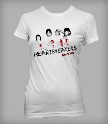 Camiseta The Heartbreakers,...
