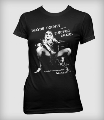 Camiseta Wayne County & the...