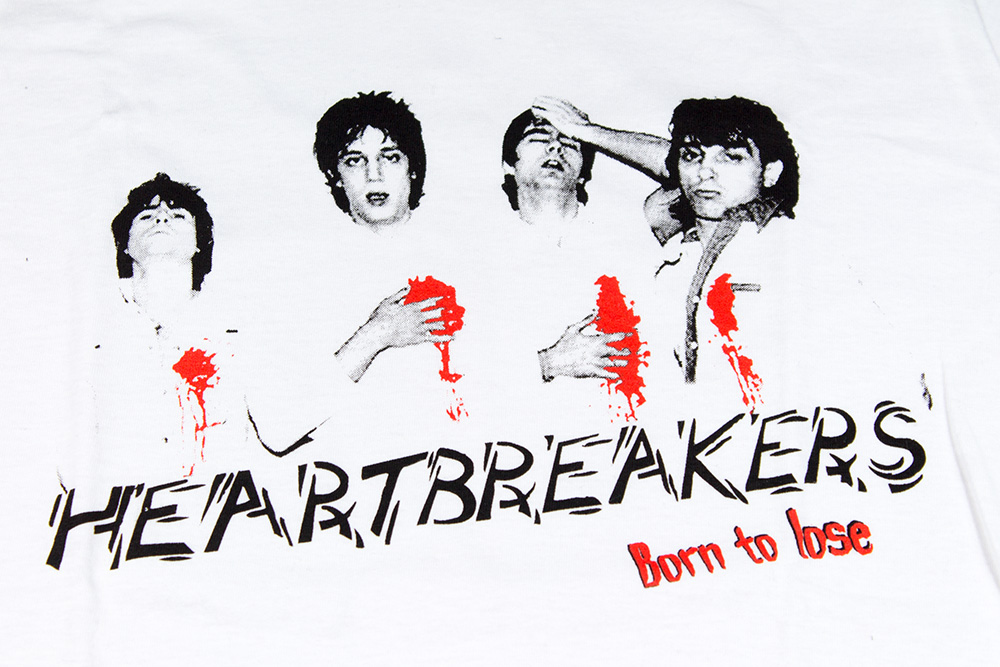Camiseta Jhonny Thunders and The Heartbreakers